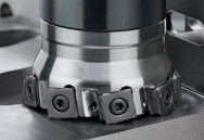 Multi Edge Tangential Milling system from LMT UK.